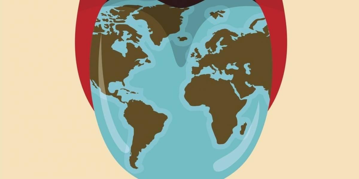 La lengua geográfica, el extraño mapa que puede aparecer en nuestra boca y nadie sabe por qué ni cómo tratarlo