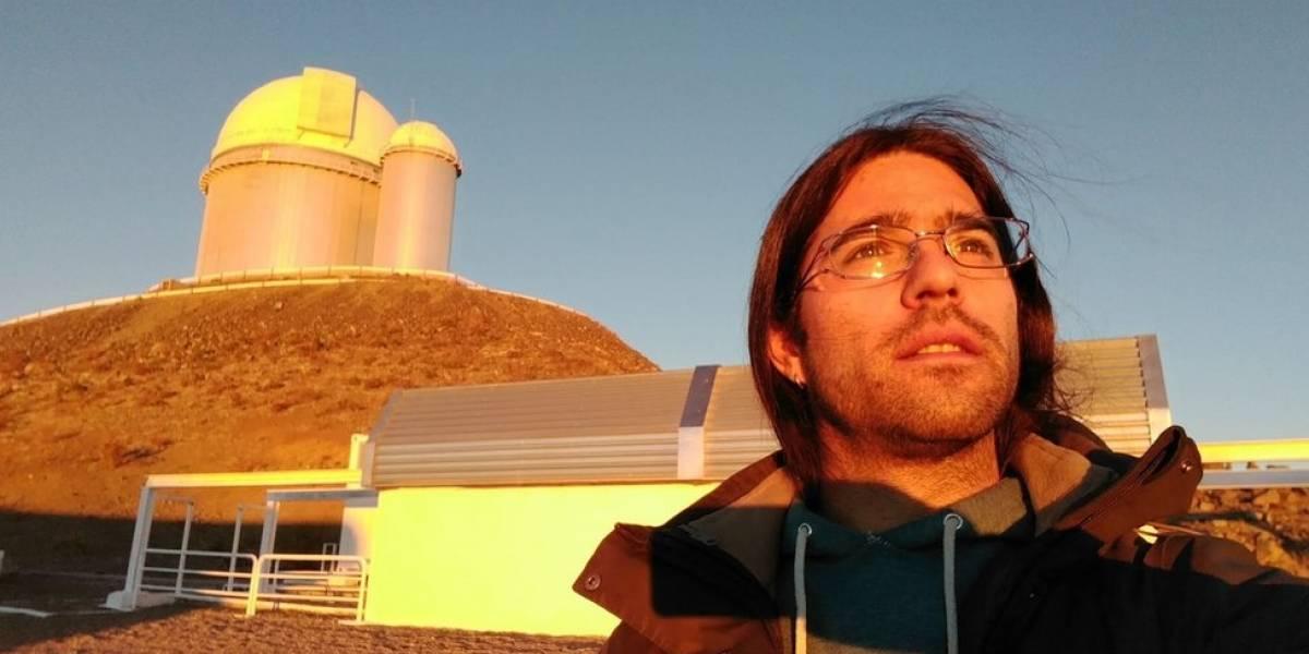 """""""¡Y pum, salió el planeta!"""": cómo el astrónomo chileno Nicola Astudillo lideró el descubrimiento de Ross 128 b, el mundo habitable más cercano a la Tierra"""