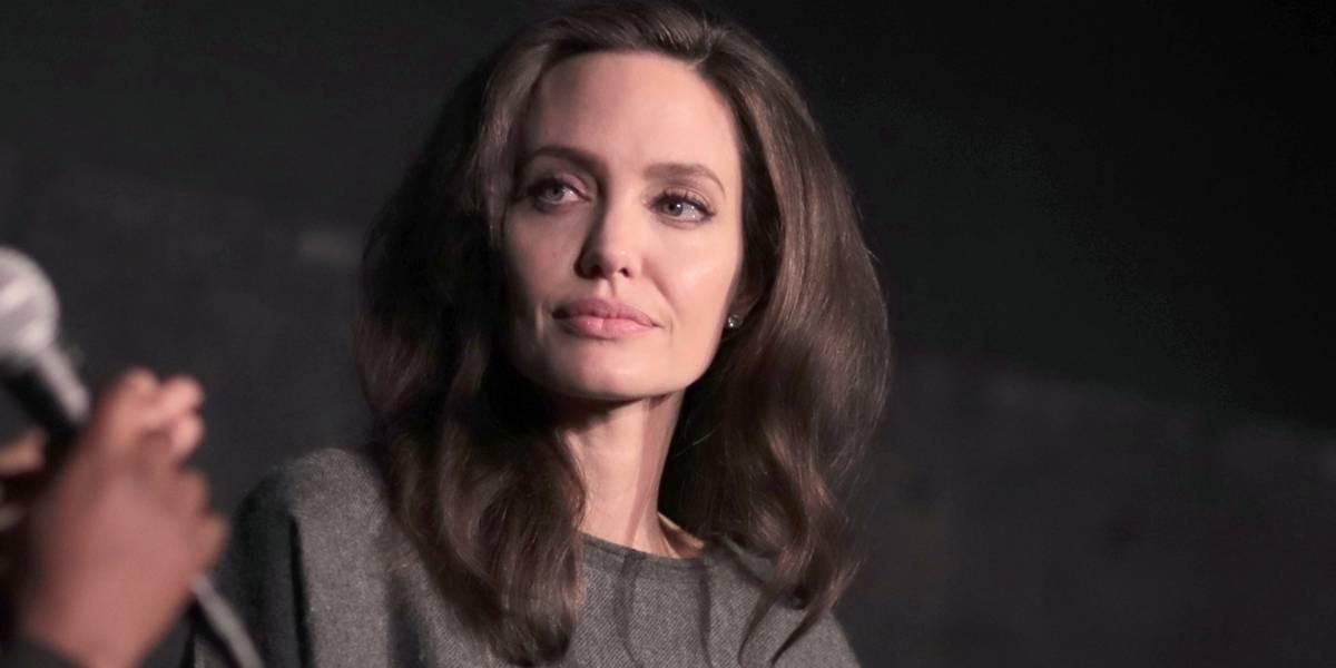 Angelina Jolie condena violência sexual contra refugiadas