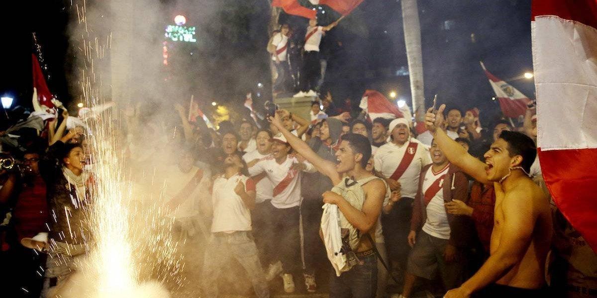 Se activa alerta sísmica en Perú por festejo de gol que le dio el boleto al Mundial