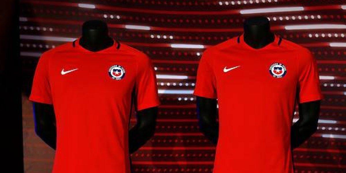 ¿Vuelve el pantalón azul? Filtran la nueva indumentaria de la Roja para 2018