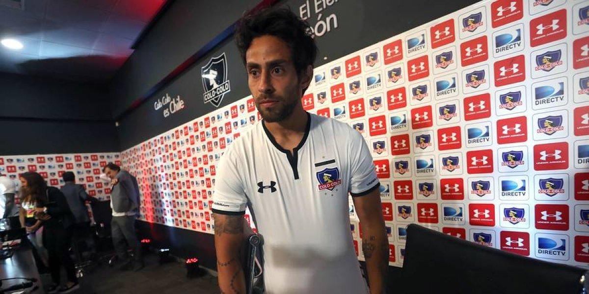 """Valdivia y la ausencia de Guede ante Everton: """"Ahora la responsabilidad es de los jugadores"""""""