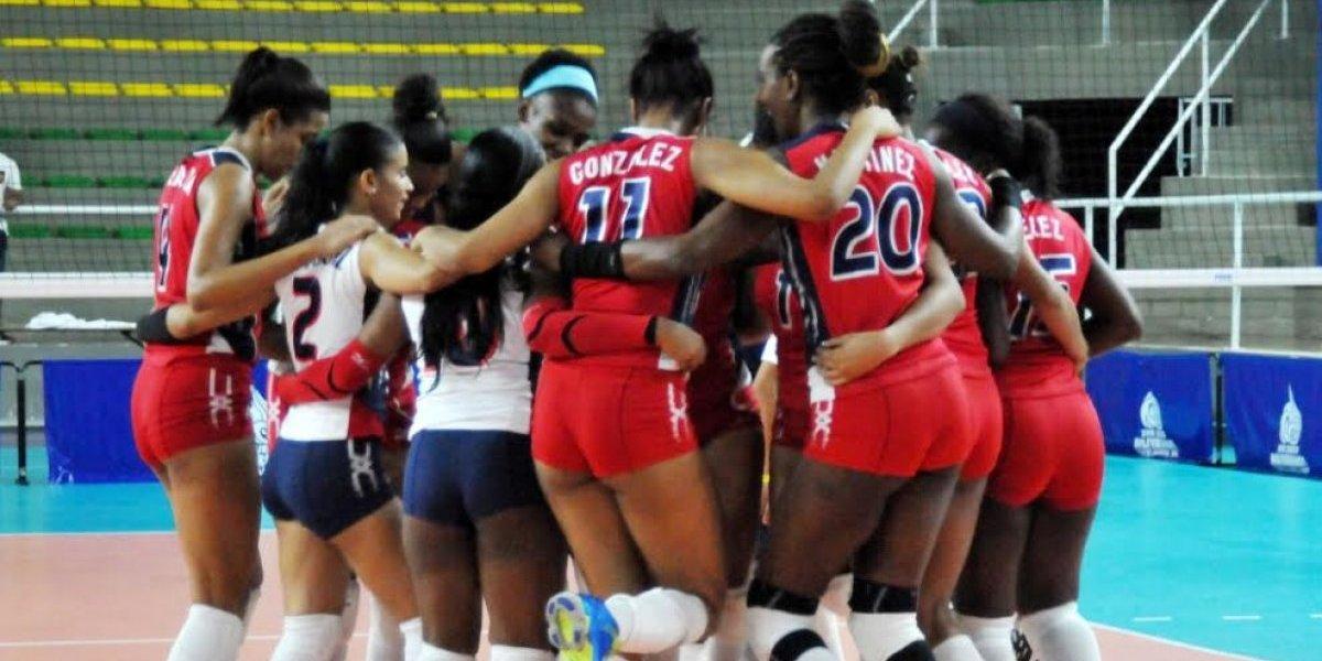 Dominicanas mejoran a 3-0 en los Juegos Bolivarianos