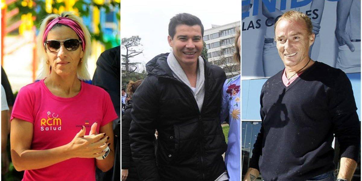 ¿Quiénes son y por dónde van los candidatos del deporte al Parlamento?