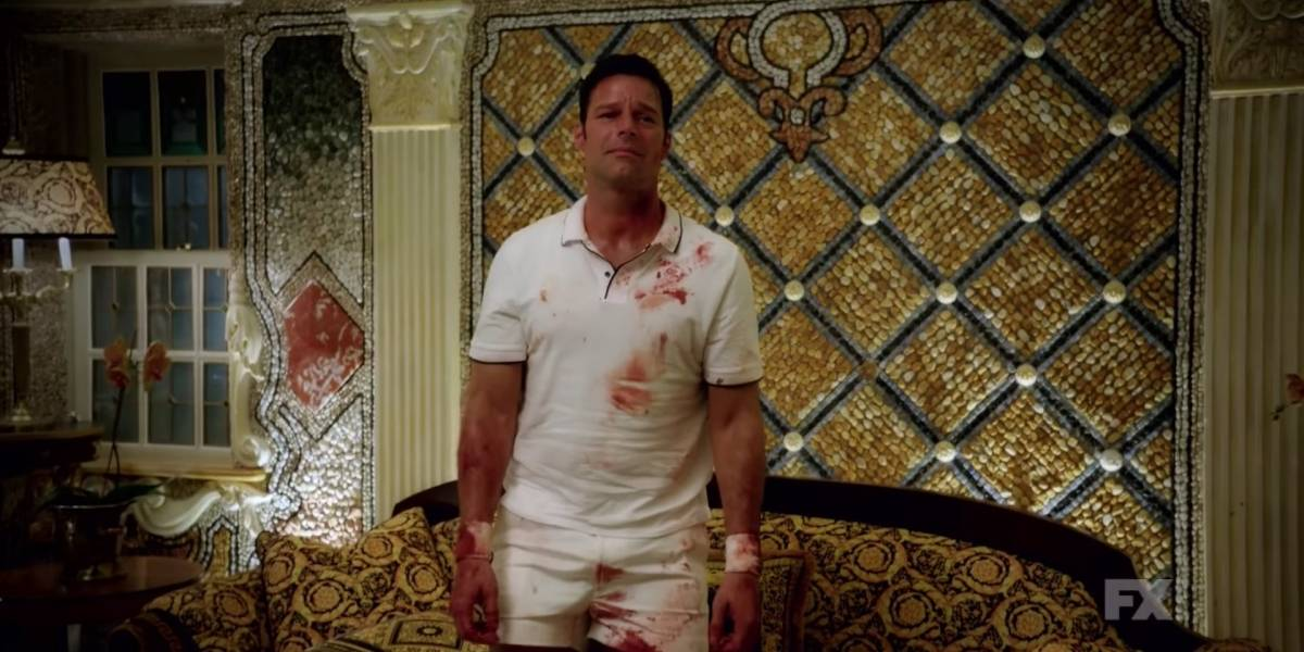 "Ricky Martin destaca en escalofriante tráiler de ""The Assassination of Gianni Versace: American Crime Story"""
