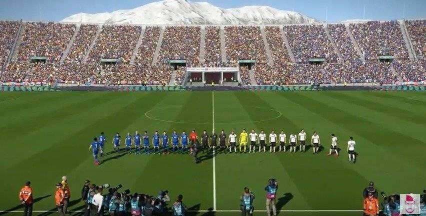 PES le pegó al FIFA / imagen: captura de pantalla