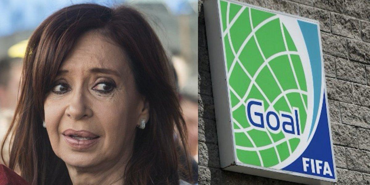 La ruta que vincula a Cristina Fernández con los millones del FIFAgate