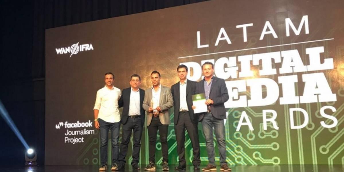 Publimetro, en lo más alto de los Latam Digital Media Awards 2017