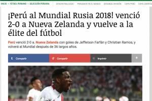 prensa peruana