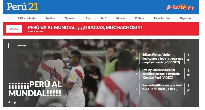Los diarios de Lima amanecieron con festejos y análisis de la noche de gloria incaica