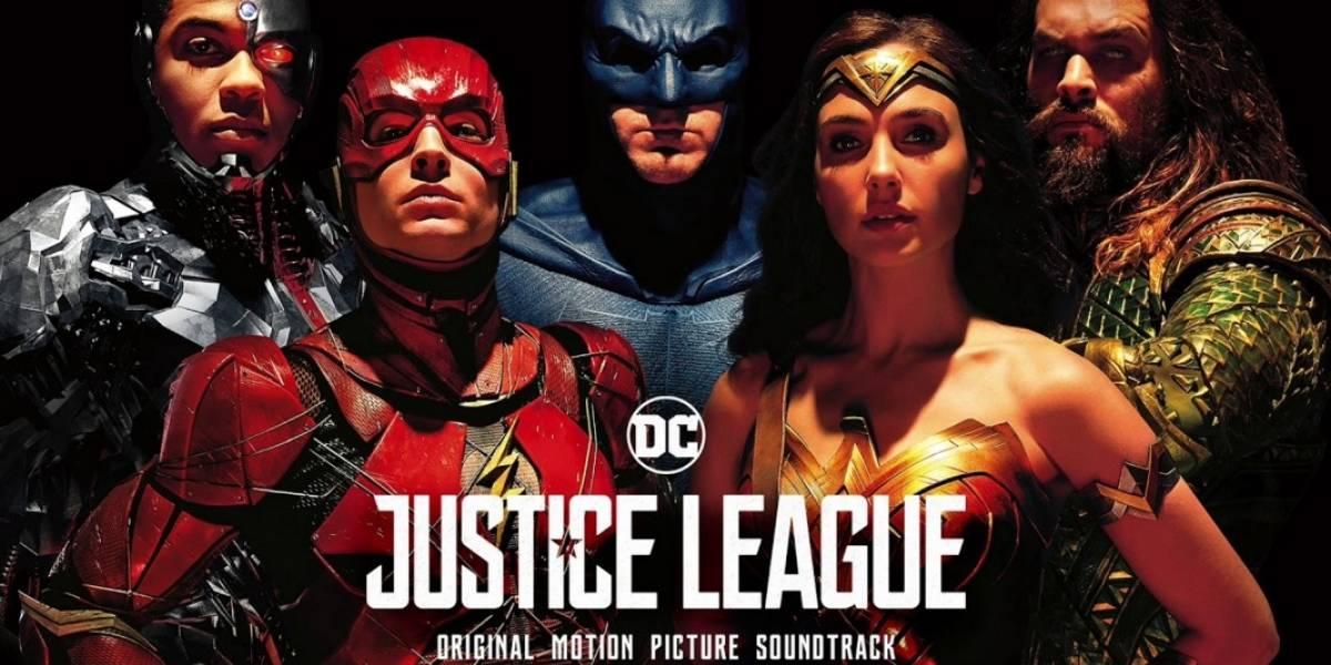 ¿Quiénes son los personajes de la 'Liga de la Justicia'?