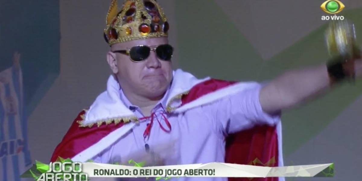 Ronaldo Giovanelli é o rei do Jogo Aberto após título do Corinthians