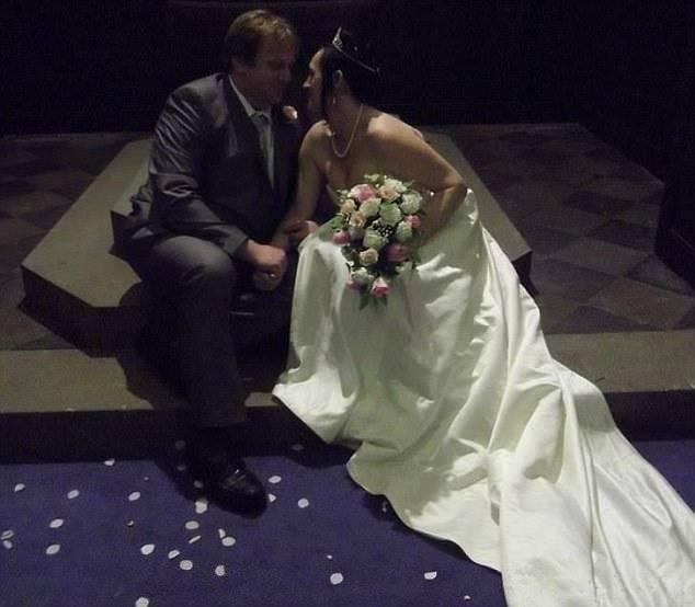 casamento Heidi Hepworth e Andy