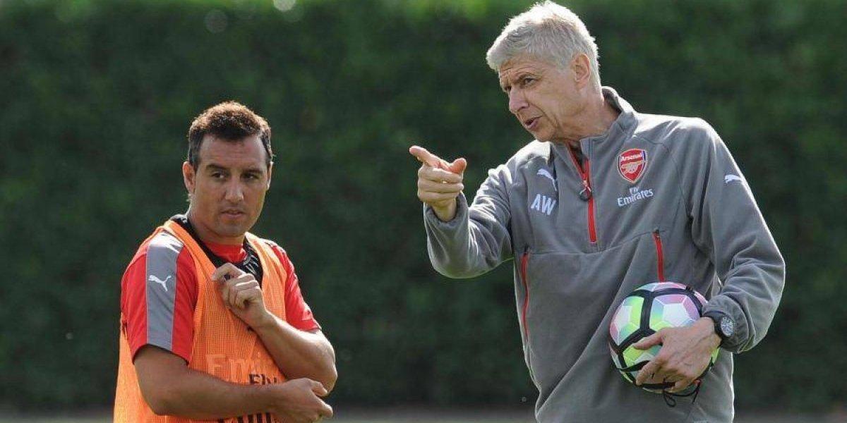 """Wenger impactado con la lesión de Cazorla: """"Es la peor que he visto nunca"""""""