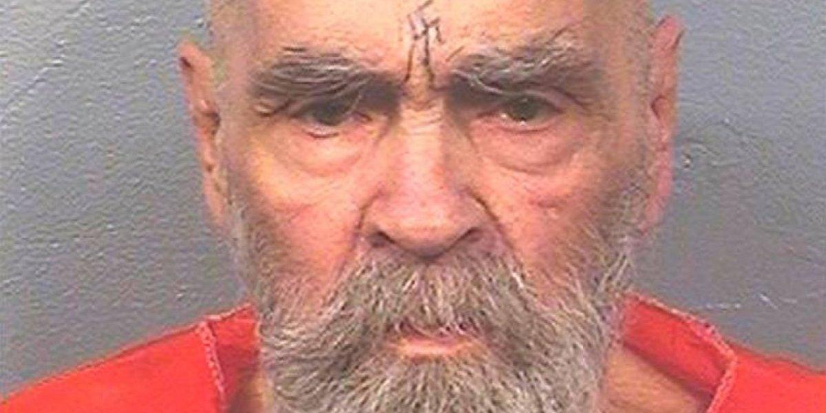 Charles Manson está vivo, dijo funcionaria del Departamento Penitenciario de California