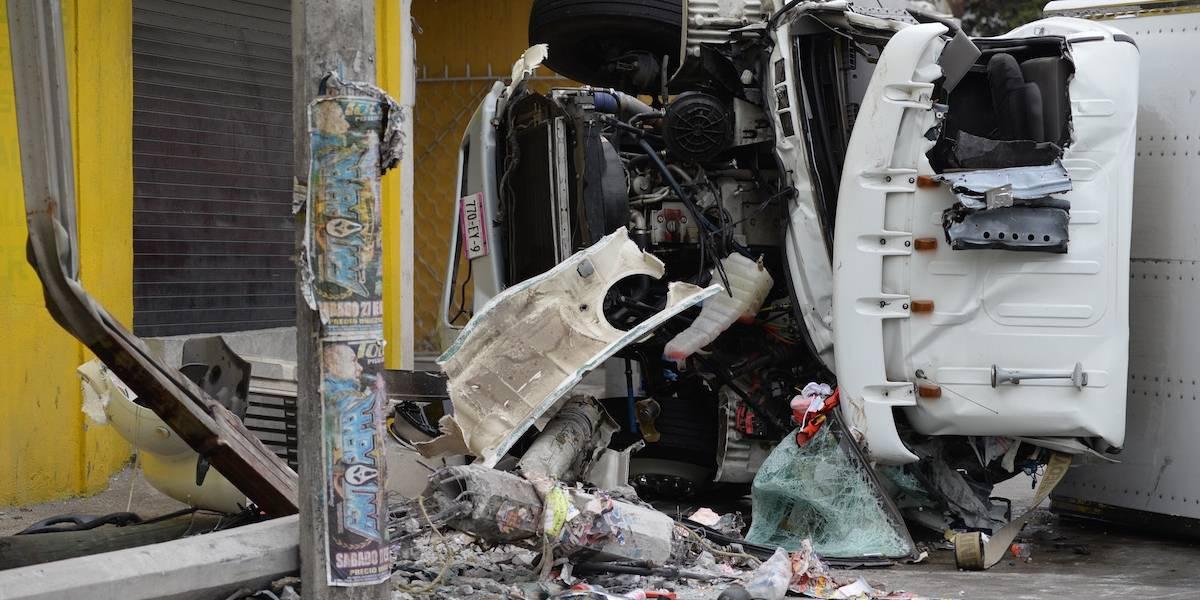 Jalisco, Michoacán y Chihuahua, estados con más muertes en accidentes viales