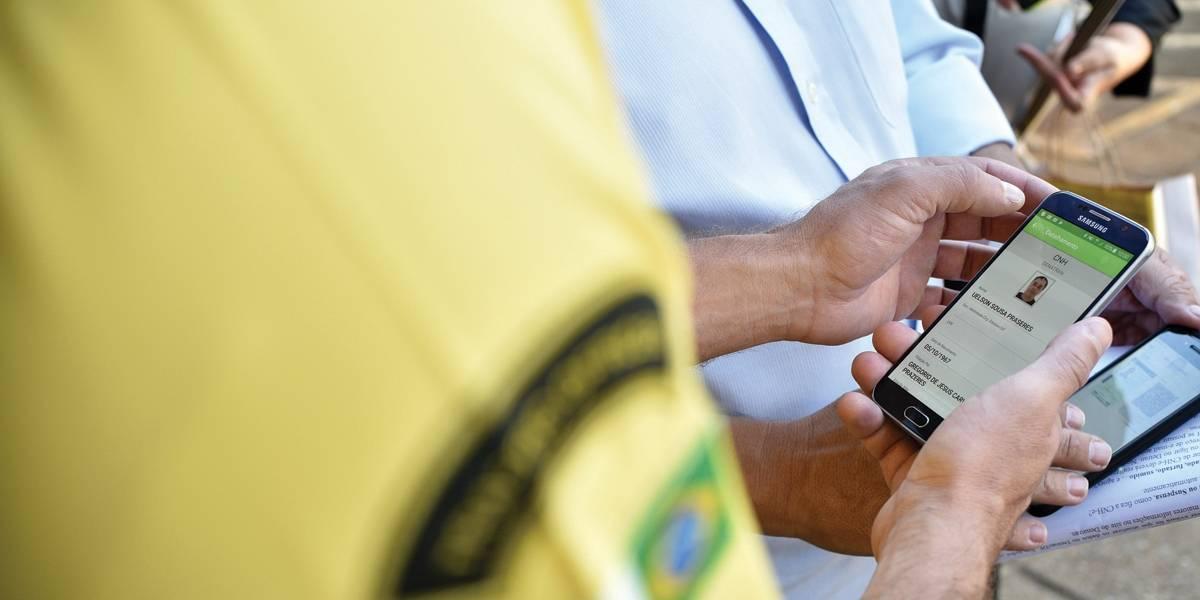 CNH eletrônica começa a ser implantada no Distrito Federal
