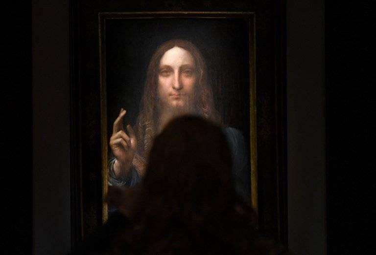 """Salvator Mundi"", de Leonardo Da Vinci"