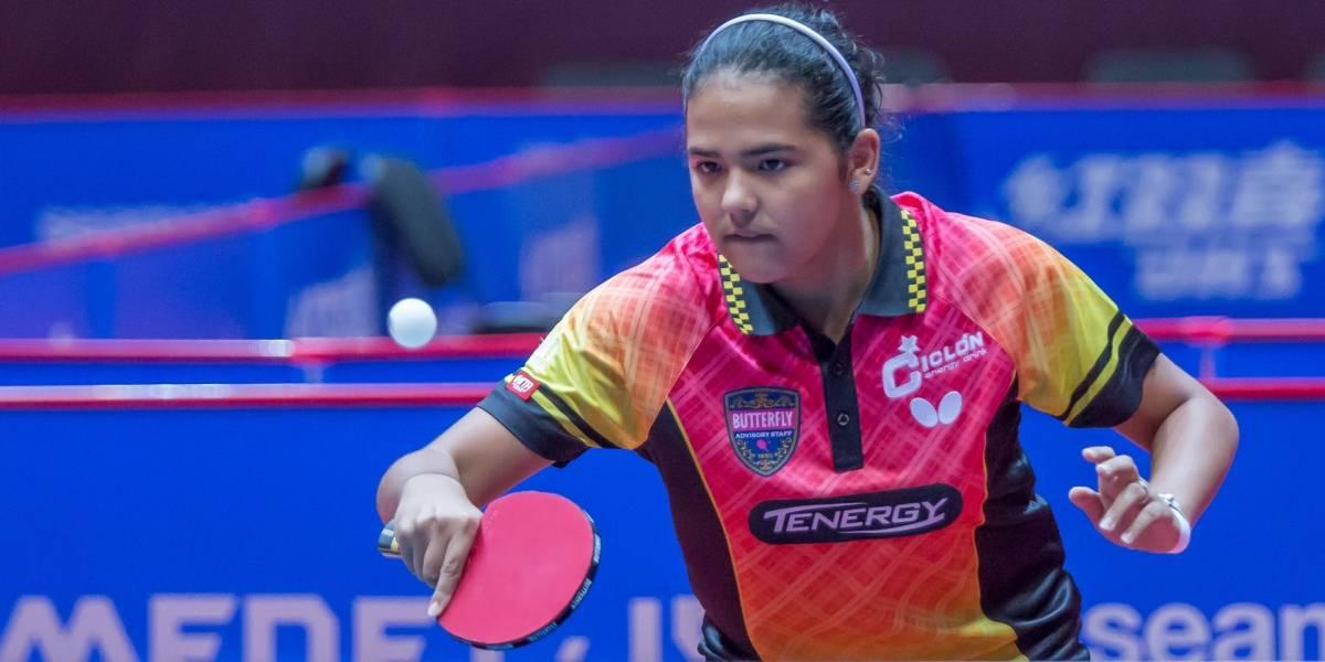 Adriana Díaz suma desarrollo tras acabar torneo en Suecia