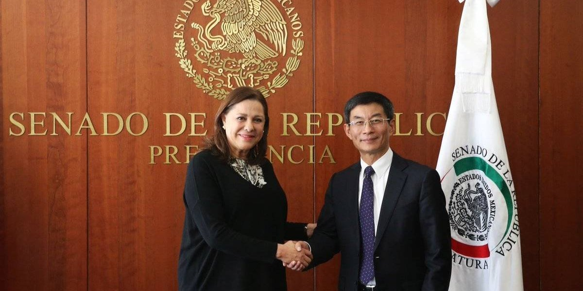 México y China continúan en la  búsqueda de la apertura de sus naciones: Senado