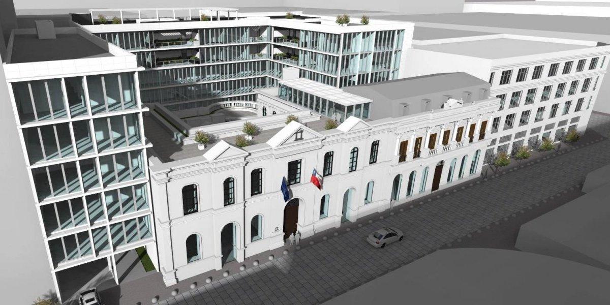 En 2021 se abrirá el nuevo y moderno edificio de la Corte de Apelaciones de Santiago