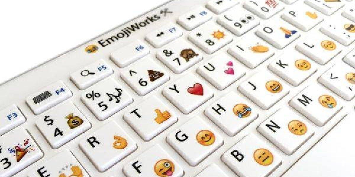 Acceso directo a los 'emojis' desde tu teclado