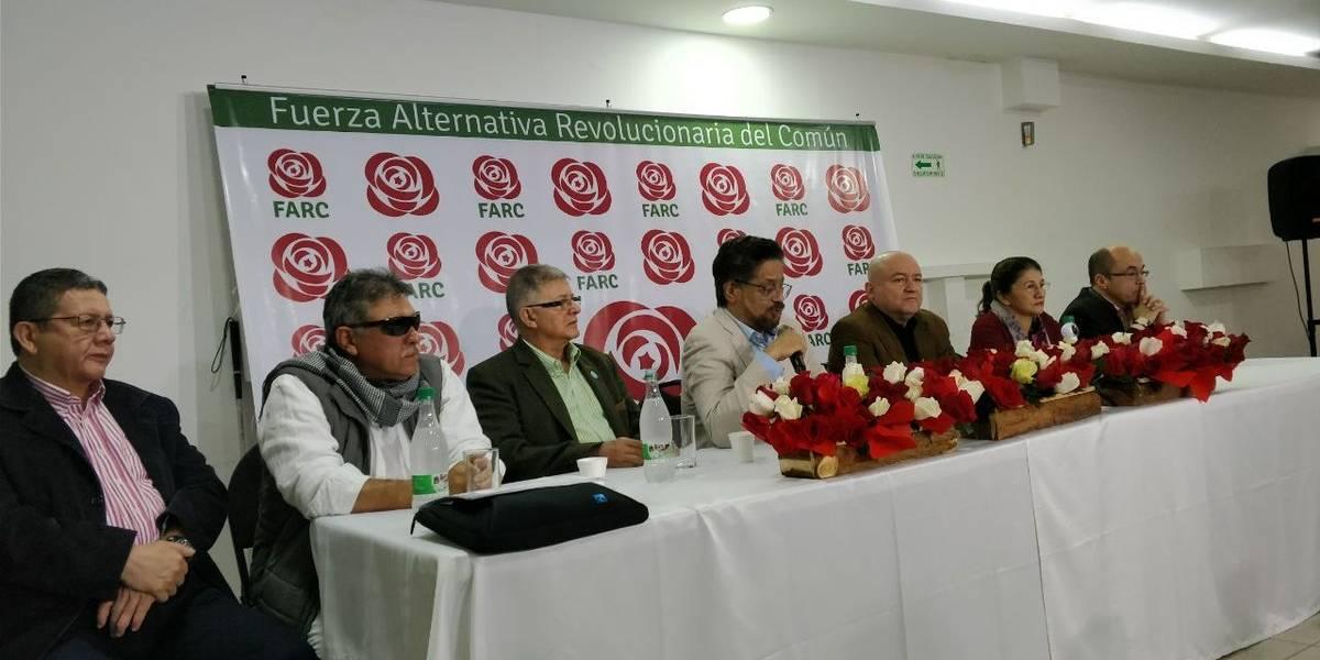 Farc lanza duras críticas a las modificaciones de la JEP