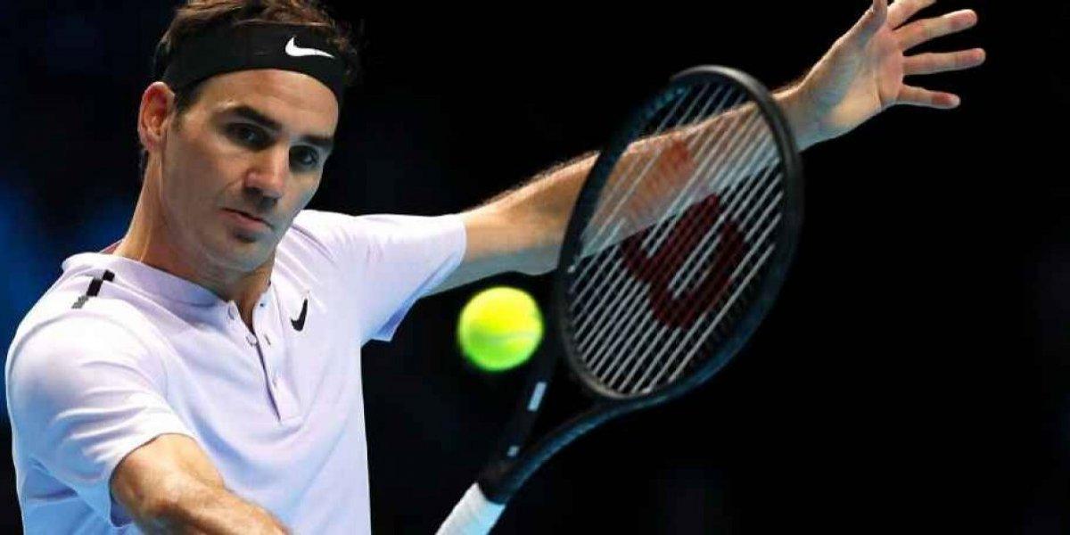 Masters: Federer invicto y por el paso a la final