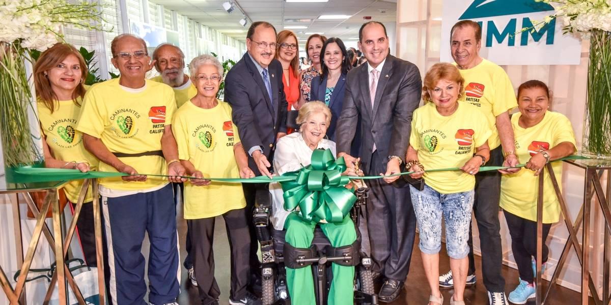 MMM abre pabellón en Plaza Las Américas para animar a afectados por huracán