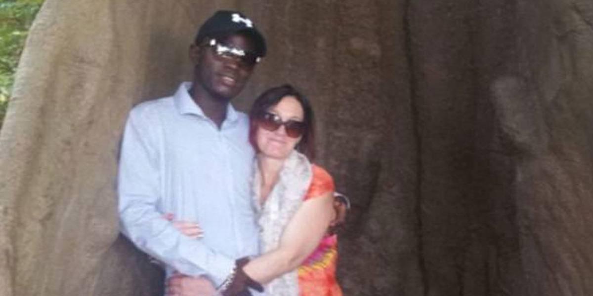 Mulher deixa marido e 9 filhos na Inglaterra para viver com gambiano que conheceu no Facebook
