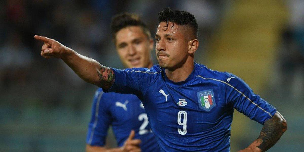 """Lapadula, el italiano que """"salió ganando"""" cuando rechazó jugar por la selección de Perú"""