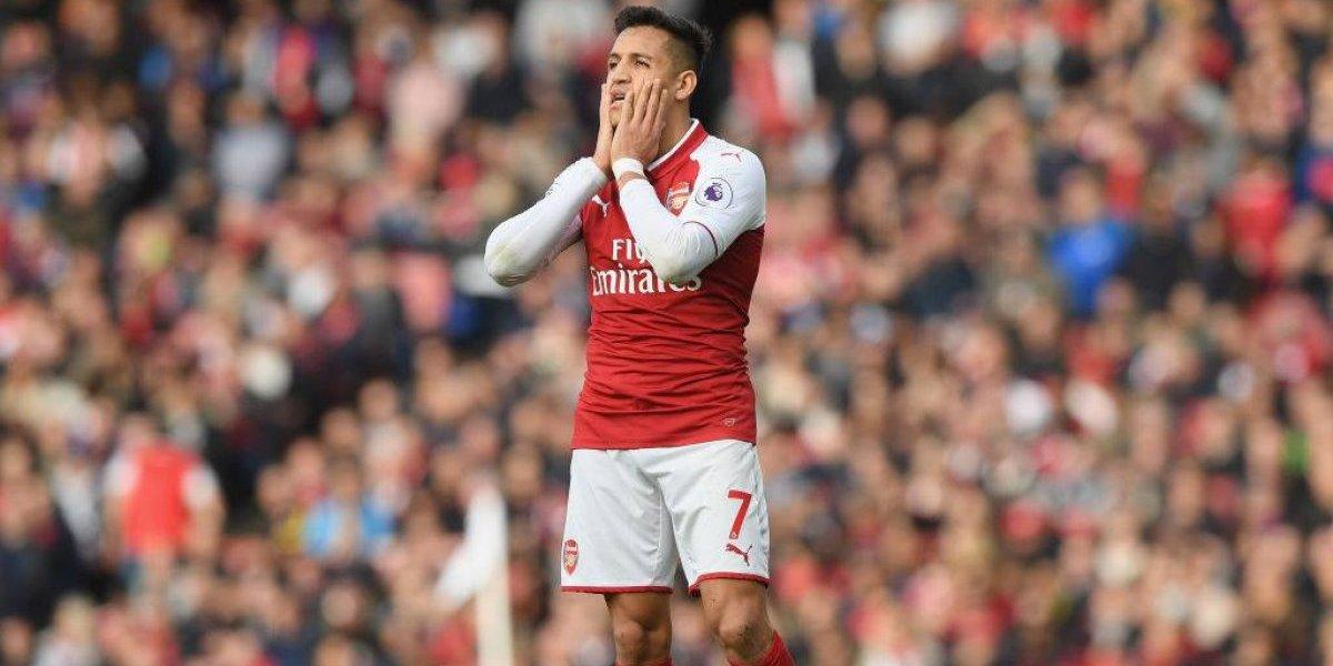 """Ex Arsenal busca respuesta al momento de Alexis Sánchez: """"Se quería ir y lo retuvieron"""""""