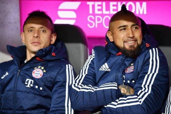 Arturo Vidal no ha tenido la continuidad deseada con Heynckes / imagen: Getty Images