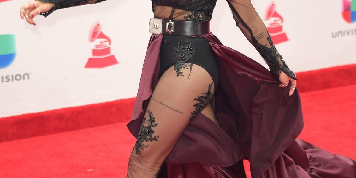 Los mejor vestidos de los Latin Grammy 2017