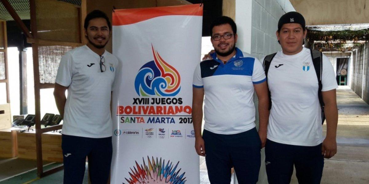 Guatemala se corona campeón de tiro rápido