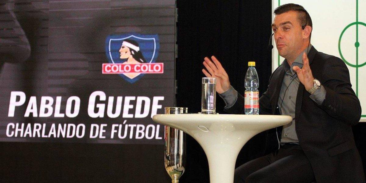 Con peras y manzanas: Guede reveló el secreto de Colo Colo para ganarle a la U y la UC