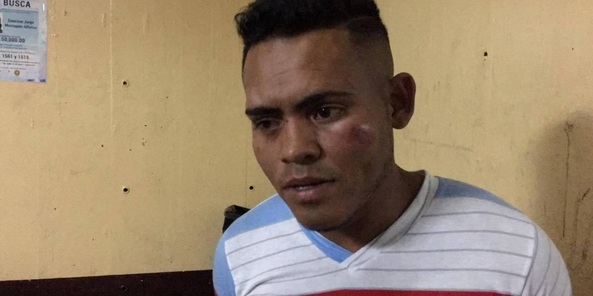 Hombre que dejó celular en El Amate queda ligado a proceso, pero no por extorsión