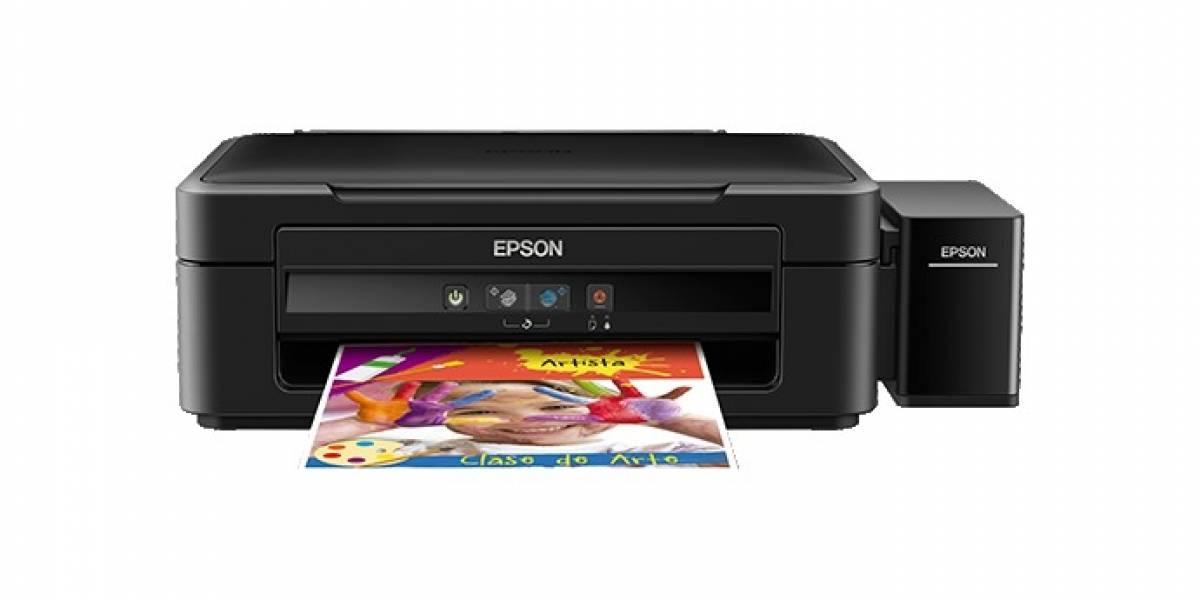4 Impresoras que te solucionarán la vida