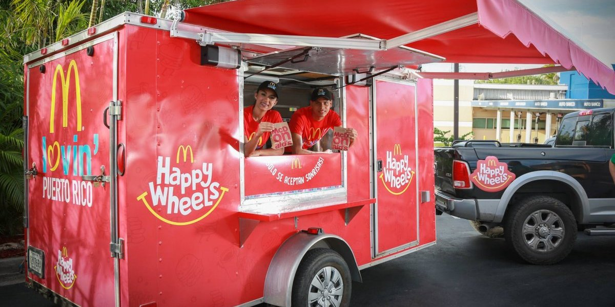 McDonald's se acerca a las comunidades afectadas por el huracán María