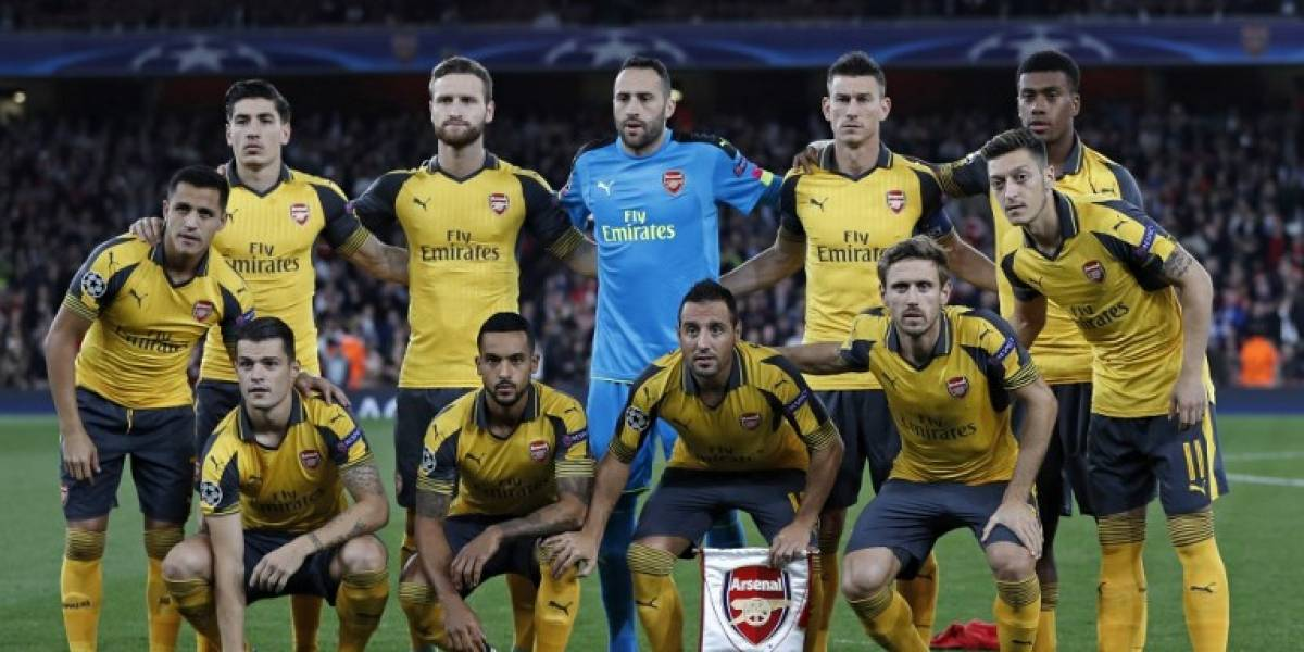 Jugador del Arsenal tuvo gangrena y estuvo cerca de no volver a caminar