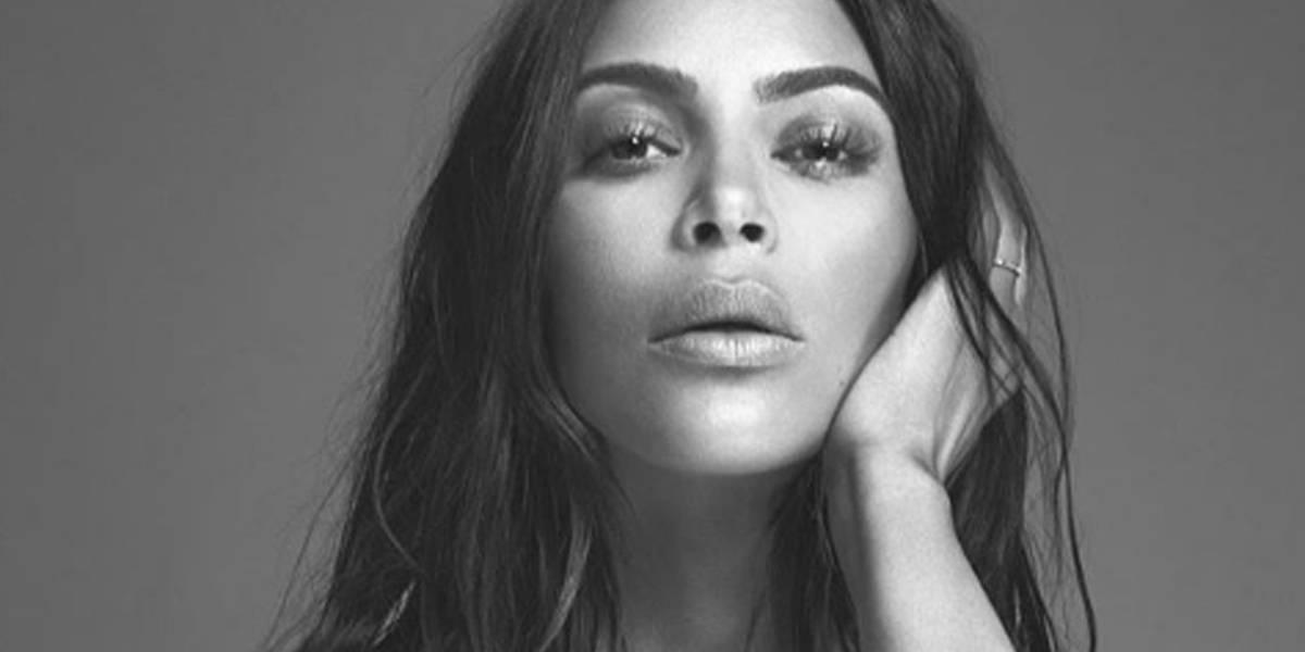 Kim Kardashian compartilha foto de quando era estudante; veja antes e depois
