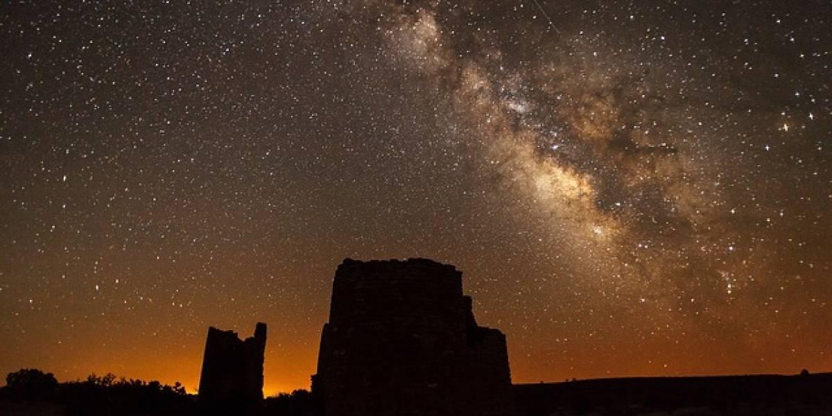 Una fascinante lluvia de estrellasiluminará el cielo este fin de semana
