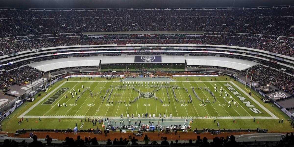 NFL México pide a afición no gritar 'eeeh pu...' durante el Raiders vs Patriotas