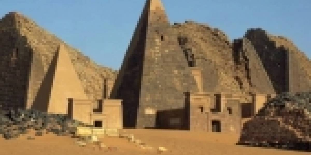 Aprende inglés: los bellos monumentos nubios de Sudán, el país que tiene más pirámides que Egipto