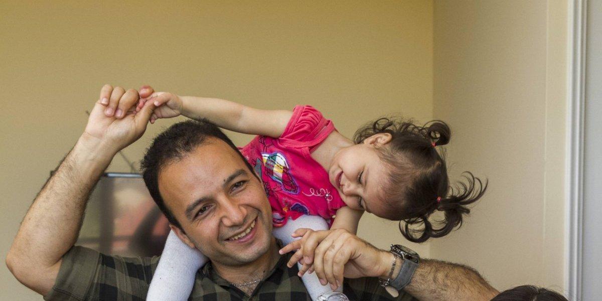 "Refugiados sirios en Chile: ""Apenas llegamos, sentimos paz"""