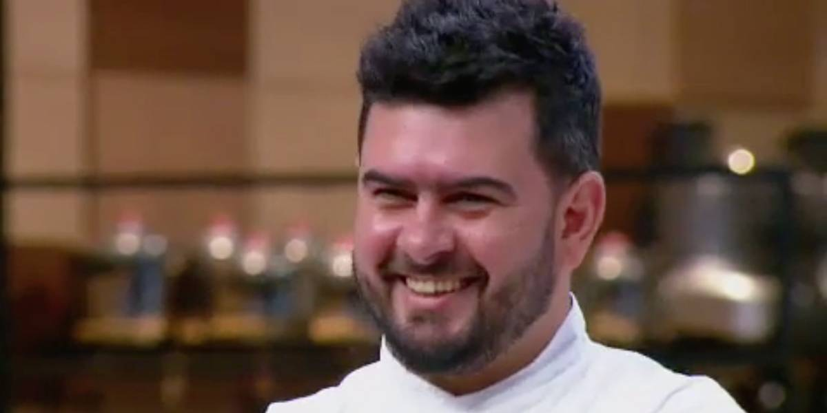 MasterChef Profissionais: Não sei se sou o cozinheiro a ser temido, diz Pablo