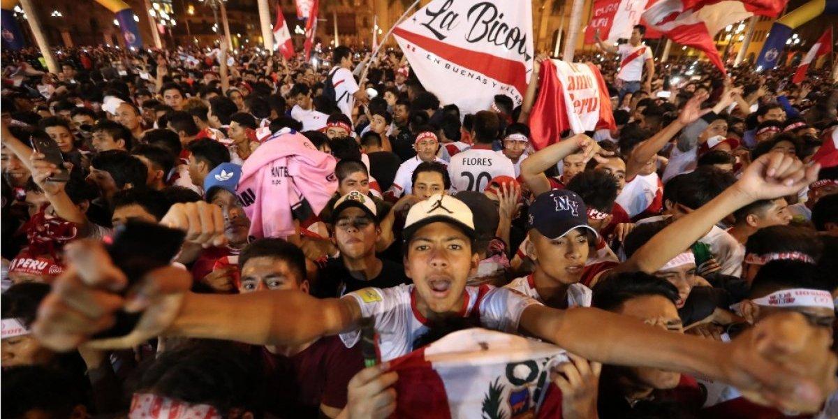Perú goza de asueto laboral por histórica clasificación al Mundial