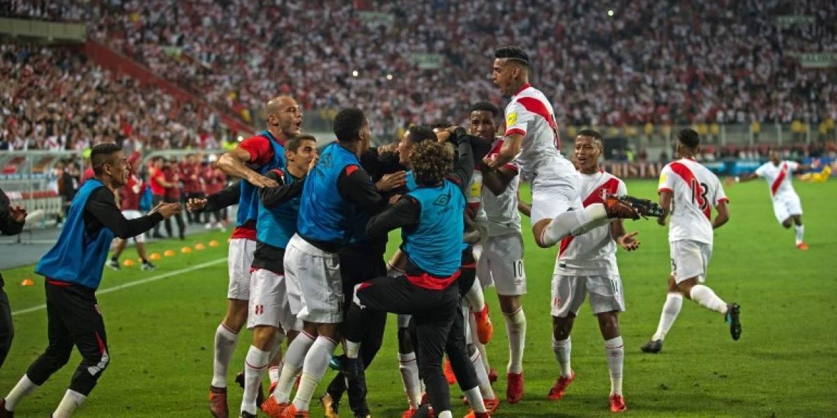 VIDEO. ¡Perú vuelve a un Mundial!
