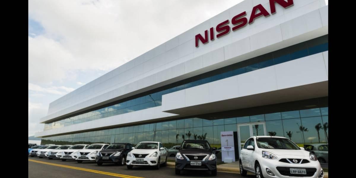 La planta de Nissan en Resende celebra las 20 mil unidades exportadas