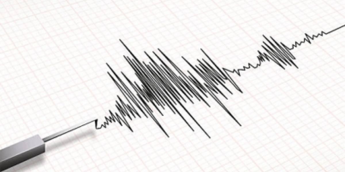 Se registra sismo de 5.1 grados en Oaxaca